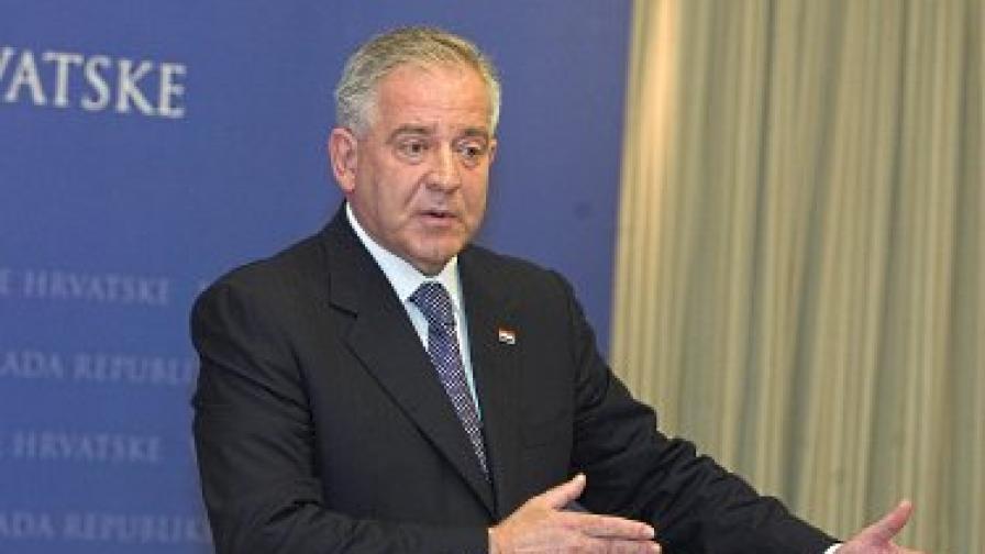 Откриха тайни сметки на бившия хърватски премиер Иво Санадер