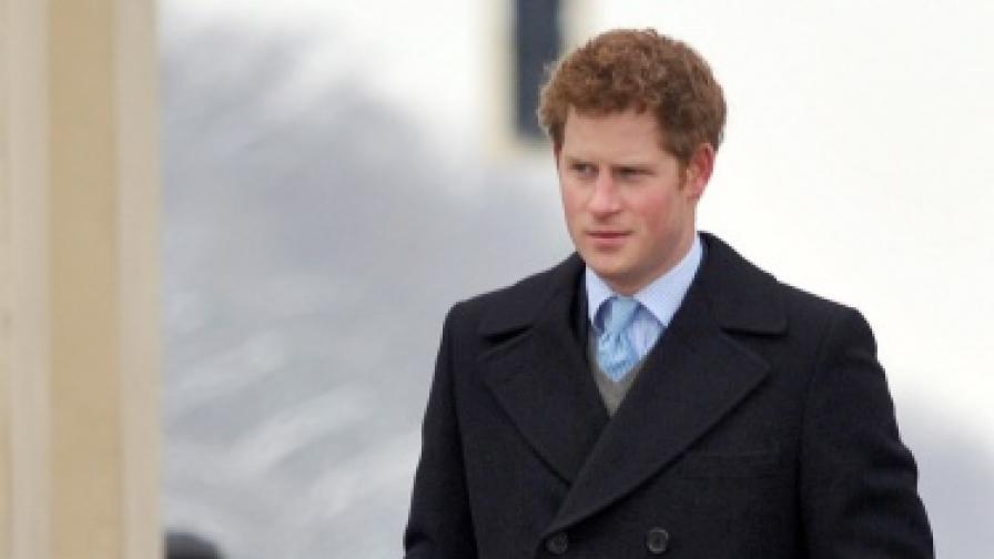 Принц Хари се връща в Афганистан