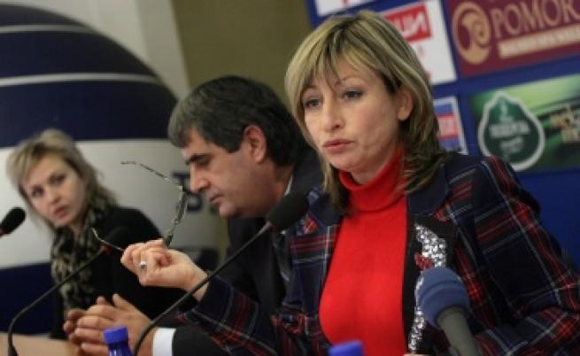 Кристалина Георгиева с най-голям шанс за президент, ако се кандидатира