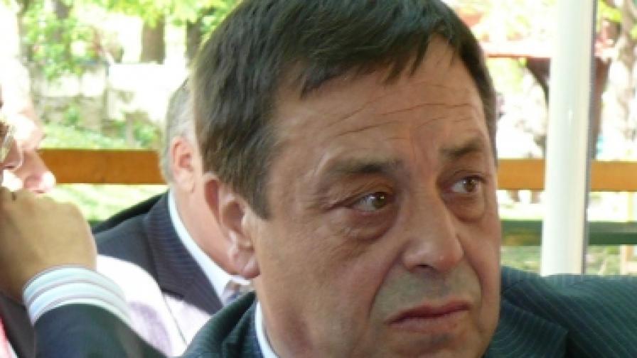 Кметът на Шумен Красимир Костов