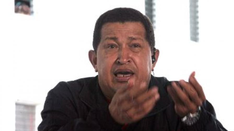 САЩ отнеха визата на венецуелския посланик