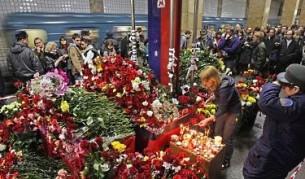 Две жени камикадзе се взривиха в московското метро в пиков час сутринта на 29 март, убивайки 40 души