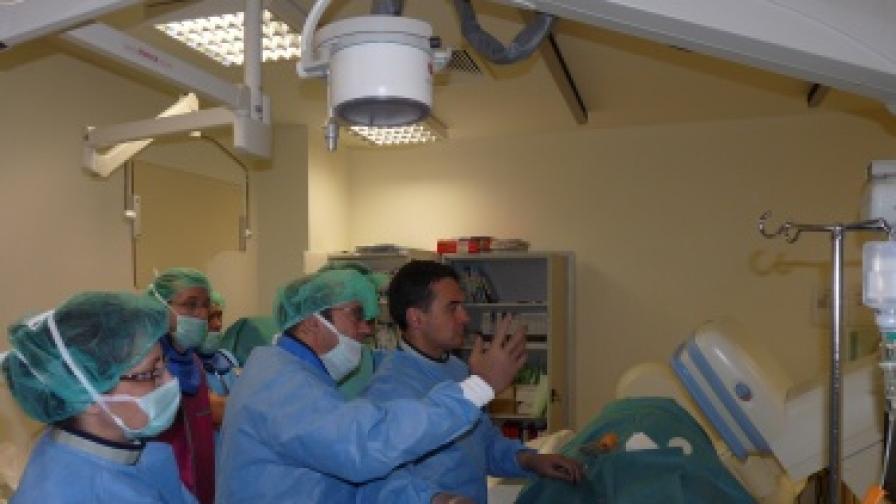 От 350 до 950 лв. за избор на екип в болница