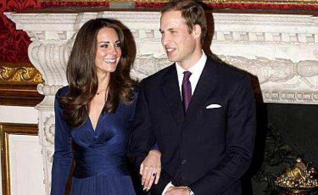 Още подробности за сватбения ден на Кейт и Уилям