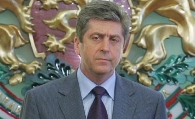 Първанов:
