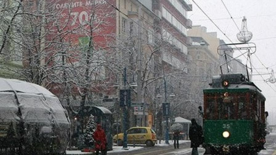 110 г. трамваи в София