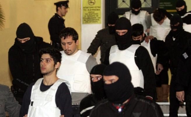 Съдят анархистите в Атина