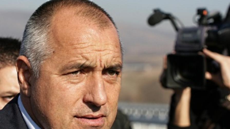"""Галъп"": Борисов губи подкрепа заради скандала"