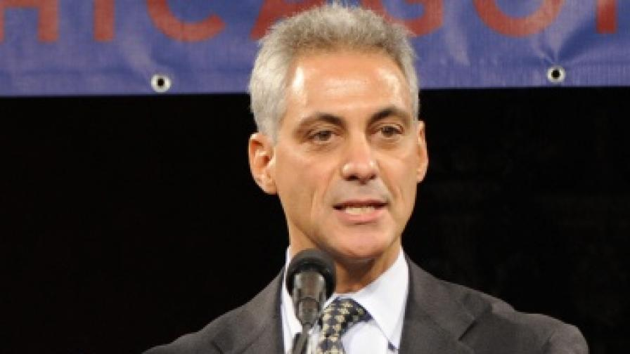 Отрязаха Рам Еманюъл за кмет на Чикаго