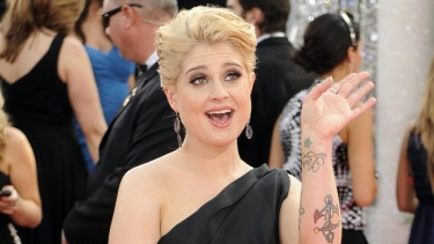 Мадона избра лицето на Кели Озбърн