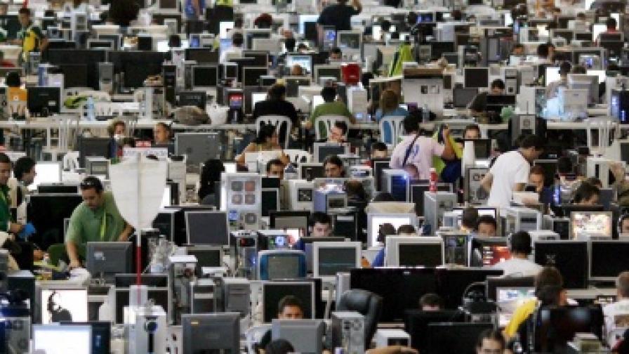На Острова: Ускоряват стократно интернет
