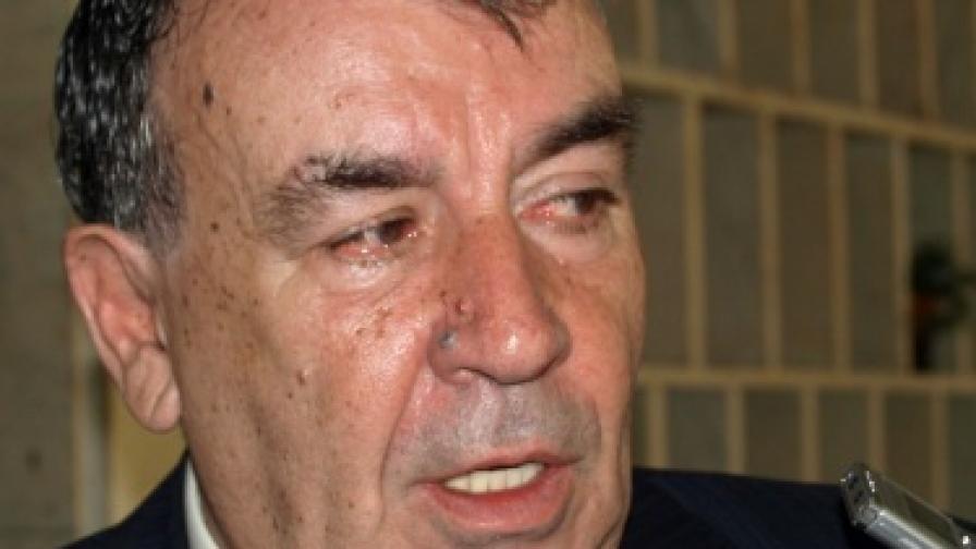 Почина проф. Константин Шушулов