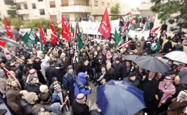 Иракчаните също се заразяват от египетските протести