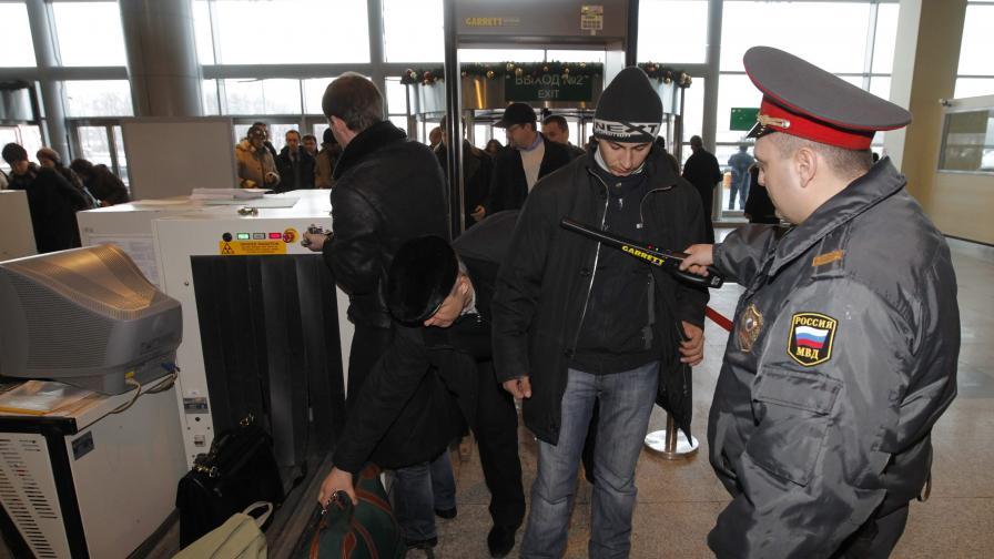 В руските летища вече ще се влиза само с паспорт