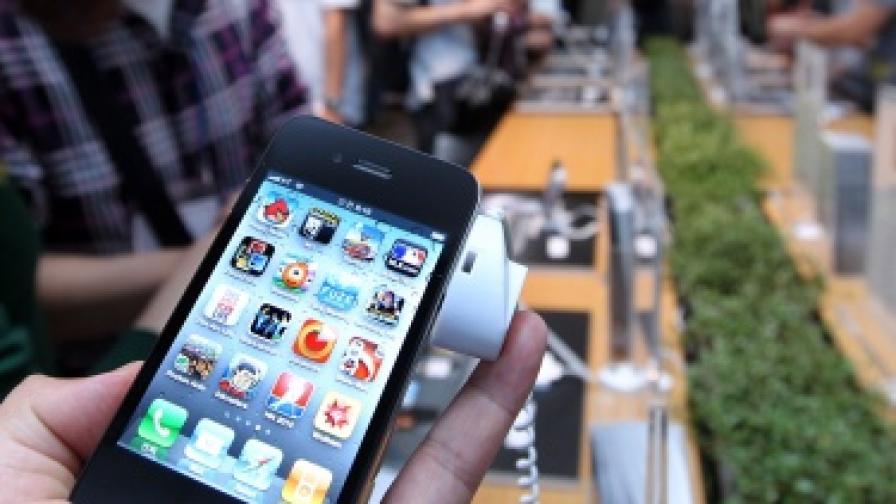 Смартфоните биха компютрите пo продажби