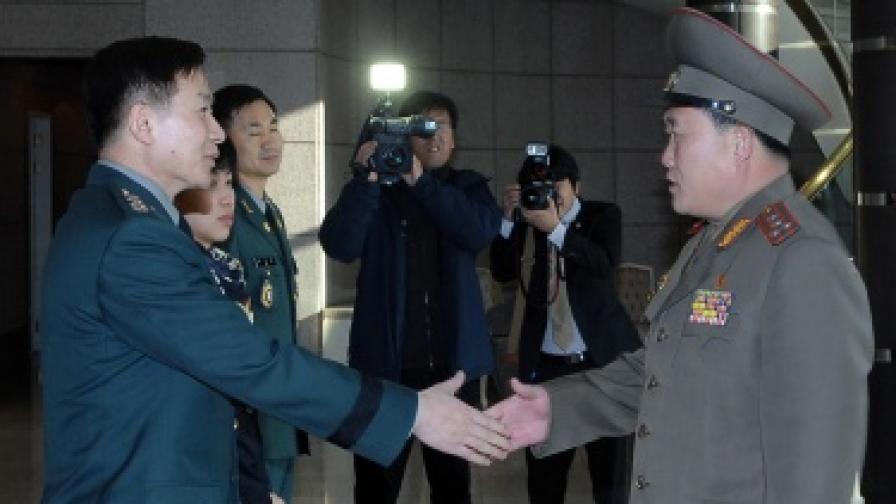КНДР отказа да преговаря с Юга