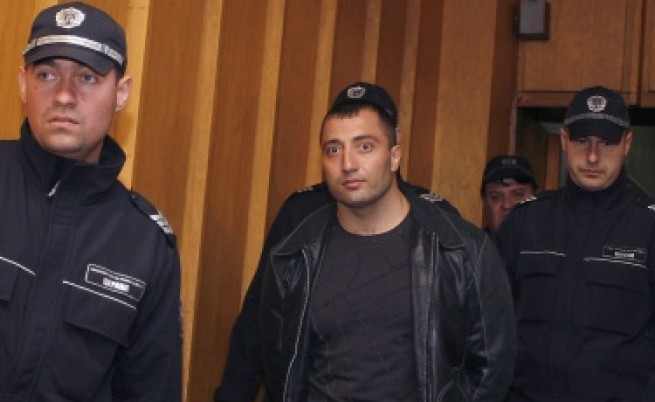 Димитър Желязков - Очите излиза от затвора