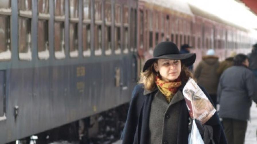 Отменя се движението на международните влакове между България и Гърция