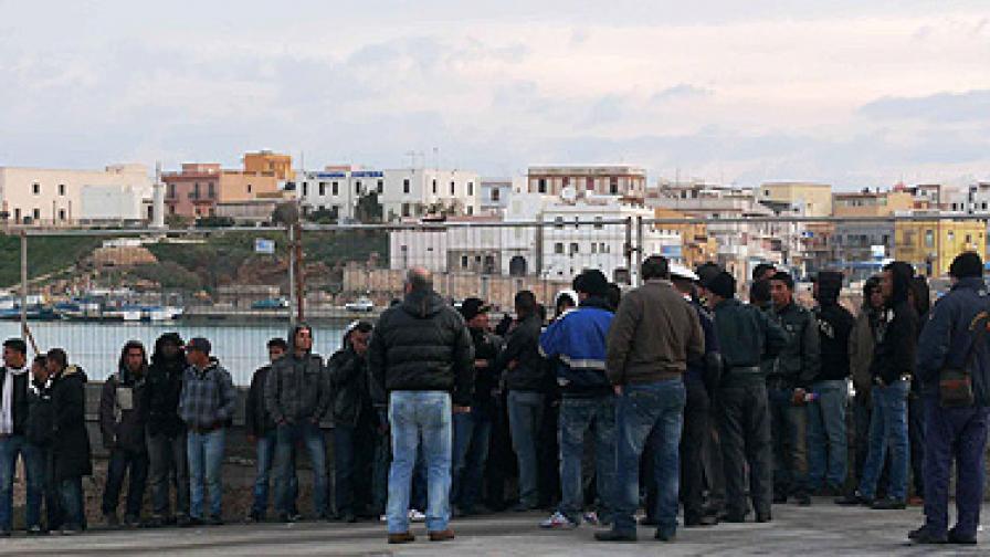 Извънредно положение в Италия заради имигрантите