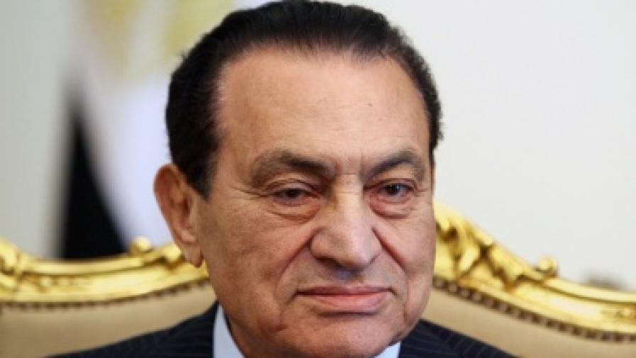 Мубарак бил в тежко състояние?
