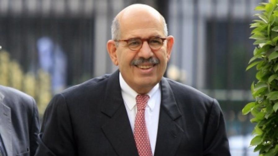 Ел Барадеи: Не държа да съм президент