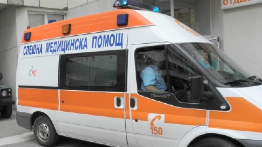 Линейка била повикана късно за 2-годишната Анастасия