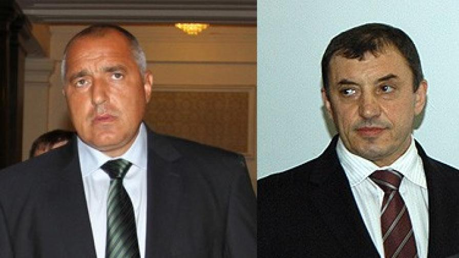 Б. Борисов и Ал. Петров смекчиха тона