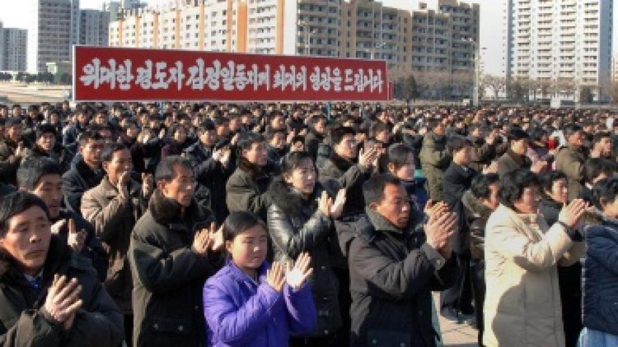 Протести и в Северна Корея