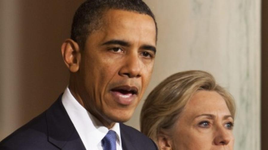 Обама най-сетне проговори за Либия