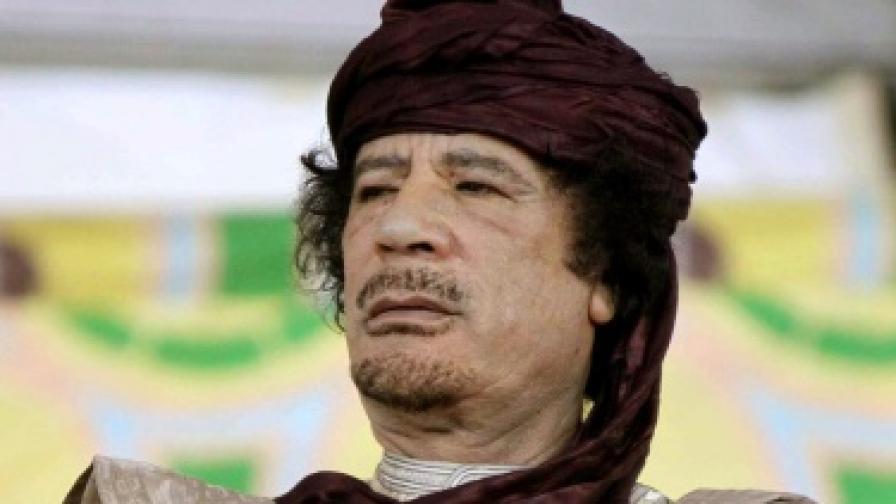 """""""Ал Джазира"""": Кадафи – готов на преговори"""