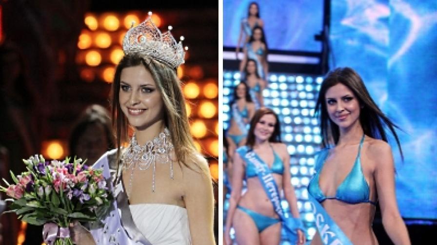 """Наталия Кантемурова от Москва - """"Мис Русия 2011"""""""