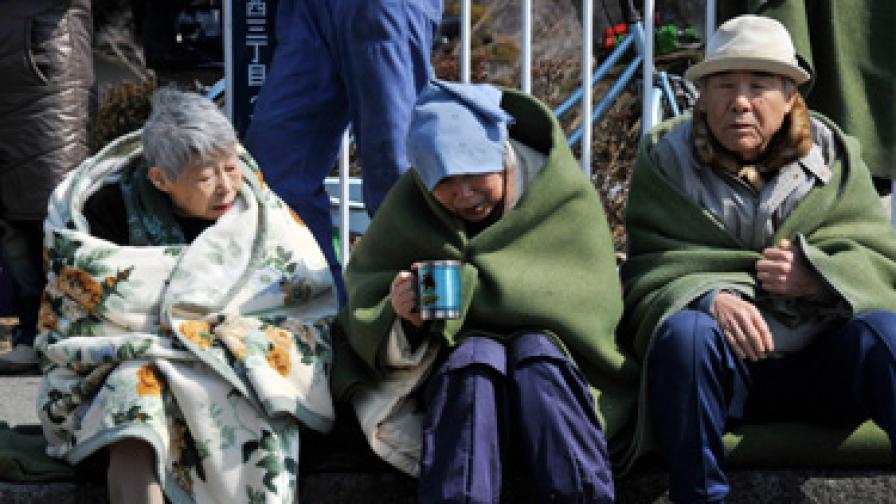 Япония в най-тежката криза след Втората световна война