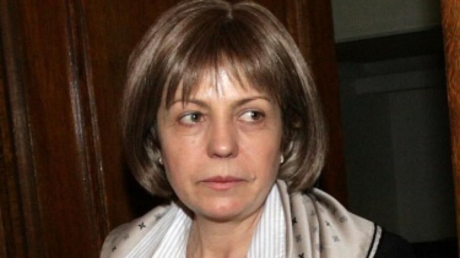 Йорданка Фандъкова
