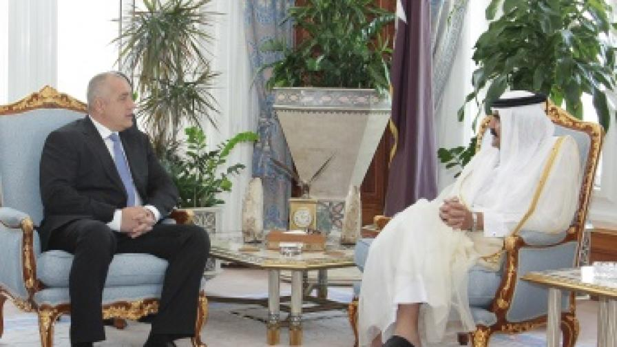Борисов: И аз бих протестирал срещу Кадафи