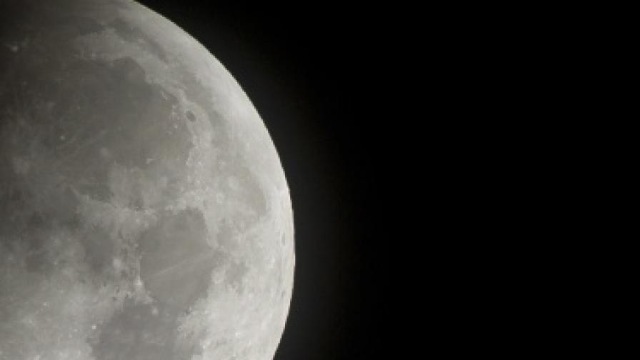 Историческият пожар, който спира покоряването на Луната
