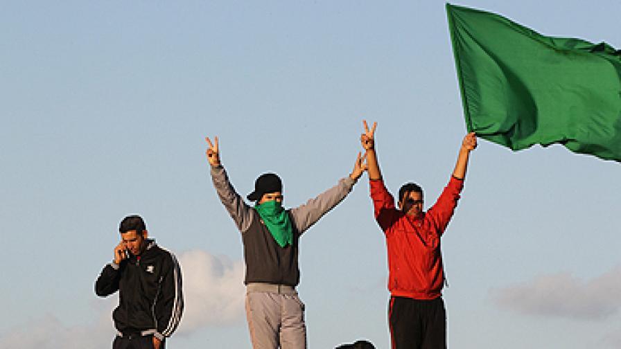 Либия отново обяви прекратяване на огъня