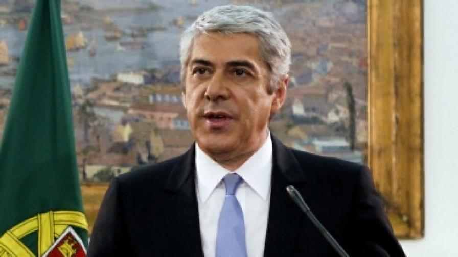 Португалия остана без правителство