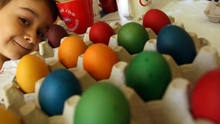 За Великден обещават достатъчно български яйца