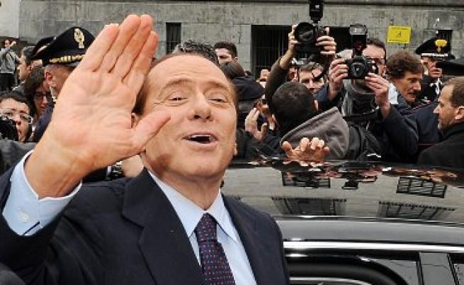 Берлускони - най-богатият политик в Италия