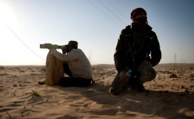 Западни лидери: Кадафи да напусне