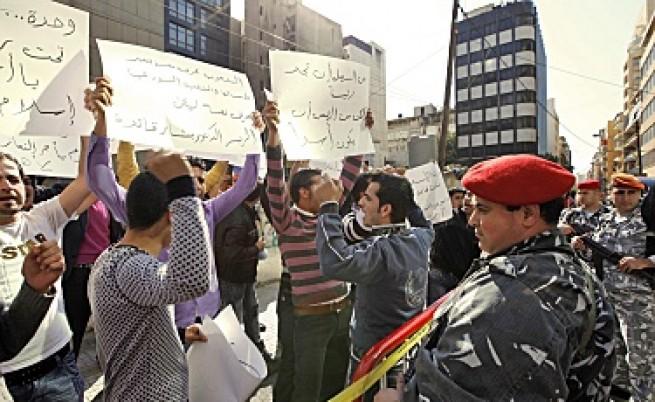 Сирийското правителство подаде оставка