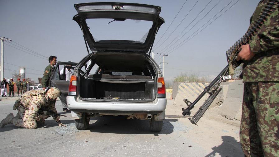 Няма пострадали българи при атака в Кабул