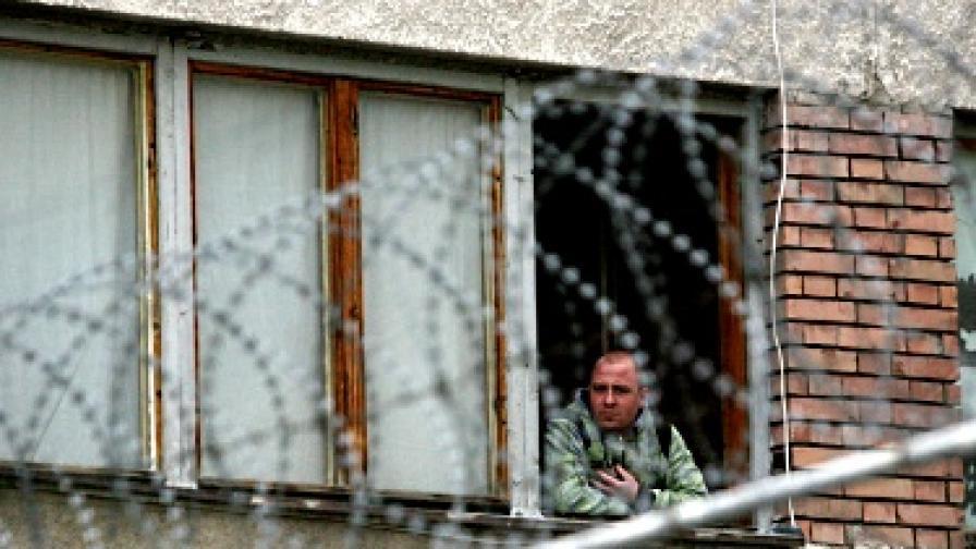 Българските затвори сред най-пренаселените в ЕС