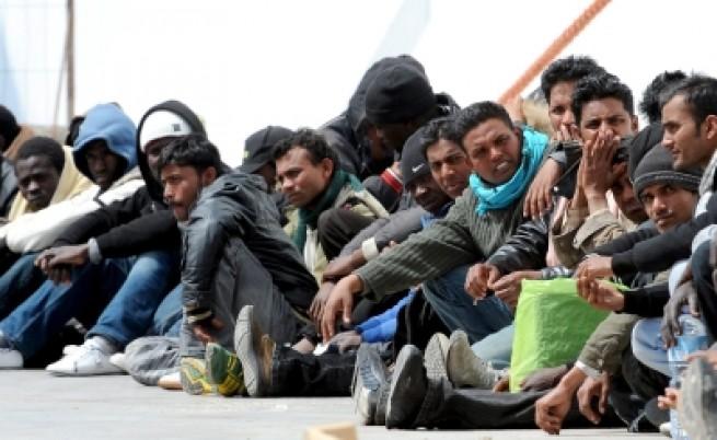 Африкански имигранти загиват в Средиземно море