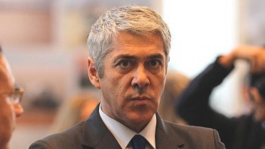 Португалският премиер Жозе Сократиш