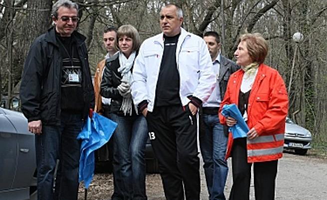Хиляди доброволци чистиха София
