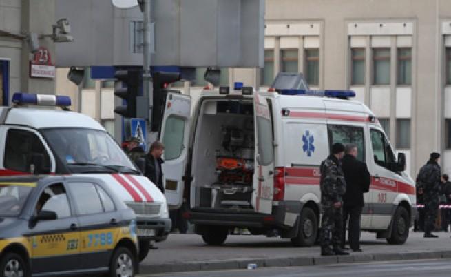 Прокуратурата на Беларус: Взривът в метрото в Минск е терористичен акт