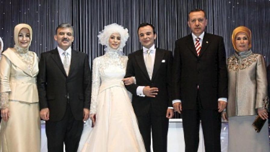 САЩ не дали виза на дъщеря на Ердоган заради забрадка