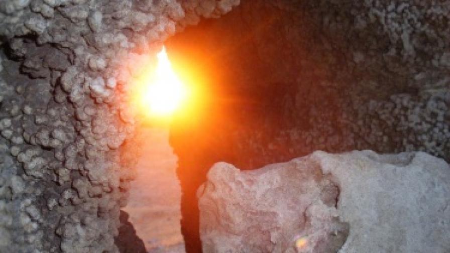 Човешко творение ли са Побитите камъни край Варна?