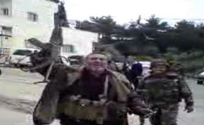 Сирийската армия унищожава